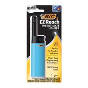 BIC EZ Reach Lighter, Assorted Colors, 1 Count
