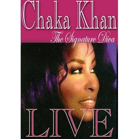 Chaka Khan: Signature Diva (DVD) (Best Of Chaka Khan)