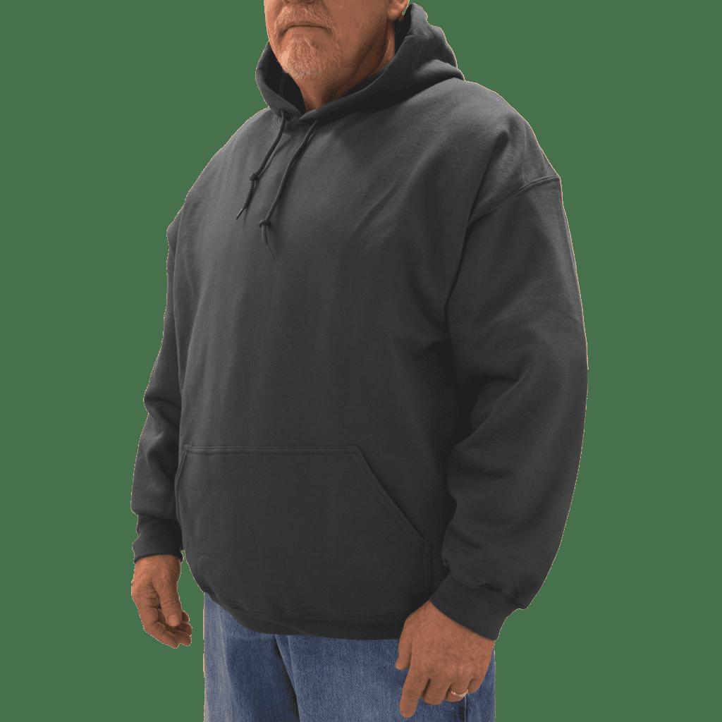 Mens King-Goat-#23-Player Cool Fleece Black Pullover Warm Winter Hoodies Sweatshirts