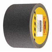 Wooster Products FBC.0460R Flat Black Antislip Tape, 4 in x 60 ft.