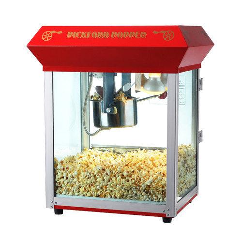 Great Northern Popcorn Pickford 2 Gallon Bar Style Popcorn Machine Top
