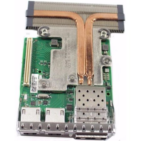 Dell 6VDPG 10 Gbps 4-Port RNDC Daughter Card for PowerEdge (Refurbished)