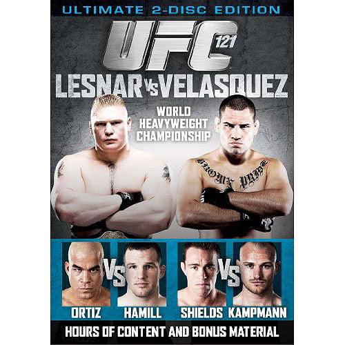 UFC 121: Lesnar Vs. Velasquez (Ultimate 2-Disc Edition) by Anchor Bay Entertainment