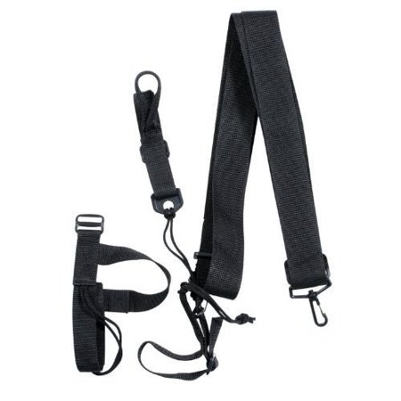 Rothco 3-Point Rifle Sling, Black
