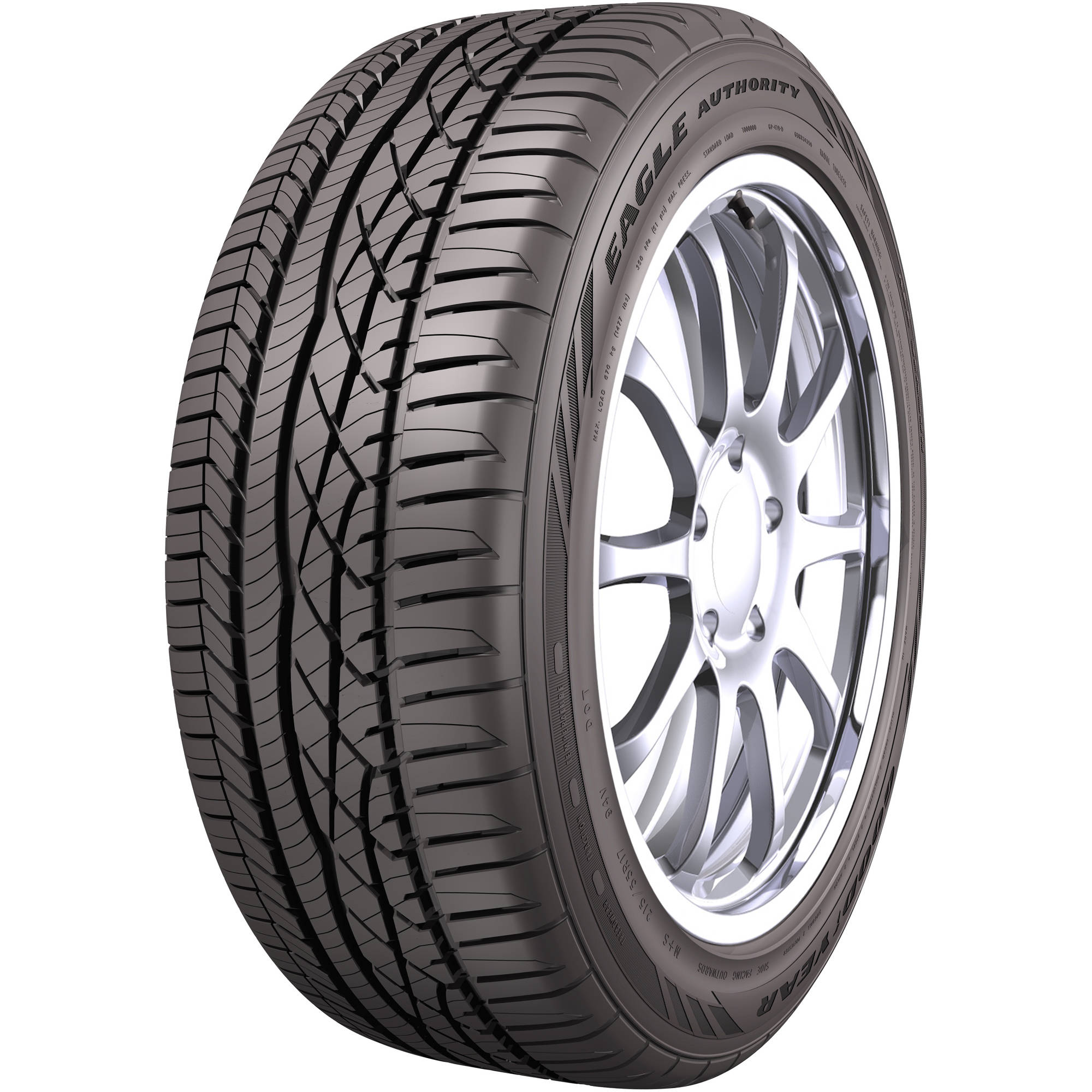 Goodyear Eagle Authority Tire 215/45ZR17 91W