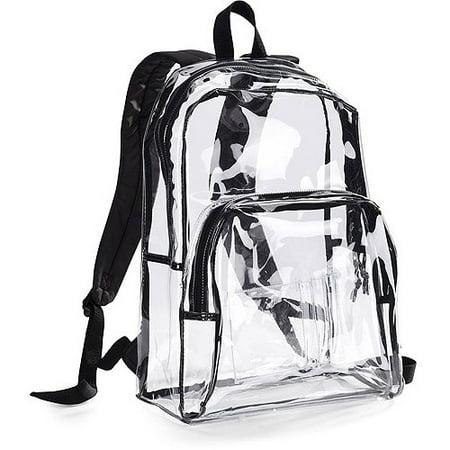 b0fc2e70b1 Eastsport Clear Backpack - Walmart.com