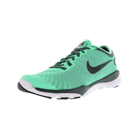 check out bc2c1 d0726 Nike Women s Flex Supreme Tr 4 Cool Grey Volt-Wolf Grey-Pure Platinum ...