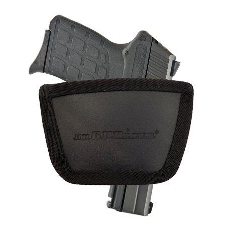 Garrison Grip Leather Inside and Outside Waistband Easy Slide Holster Fits Kel-Tec PF9 (SLH)