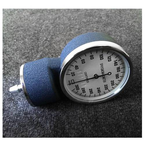 Mabis Economy Aneroid Gauge, Blue