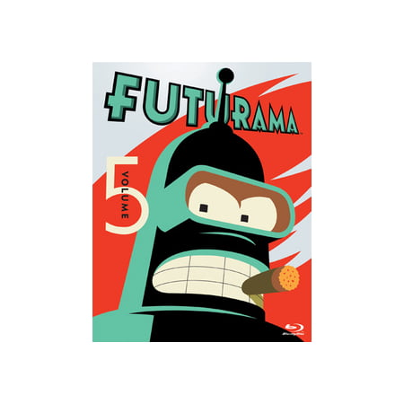 Futurama Halloween Special (Futurama: Volume 5 (Blu-ray))