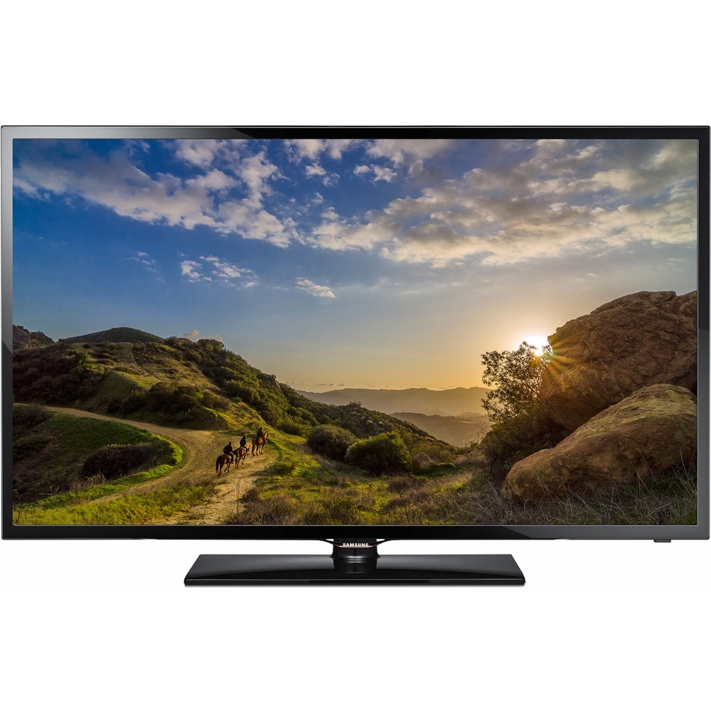 "Samsung UN46F5000AF 1080P 46"" LCD TV, Black (Certified )"