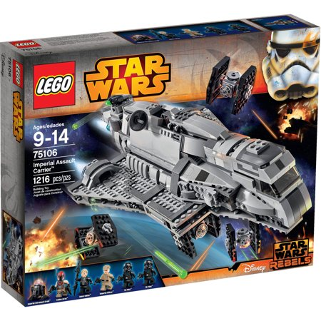 Lego Star Warsimperial Assault Carrier