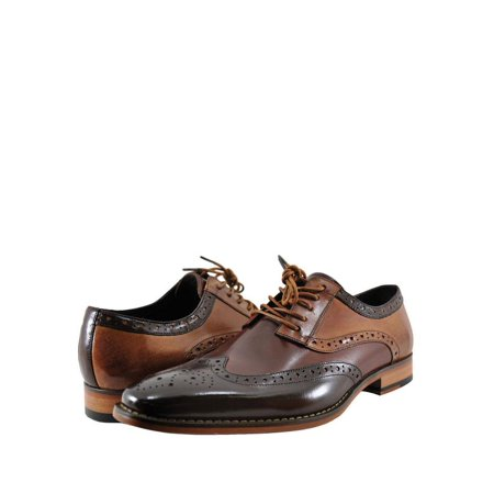Stacy Adams Tinsley Mens Leather Wingtip Oxford 25092-249