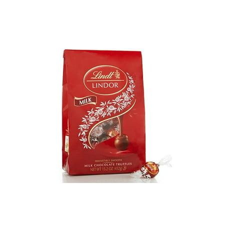 Lindt Lindor Milk Chocolate Truffles, 15.2 - Lindt Halloween Truffles