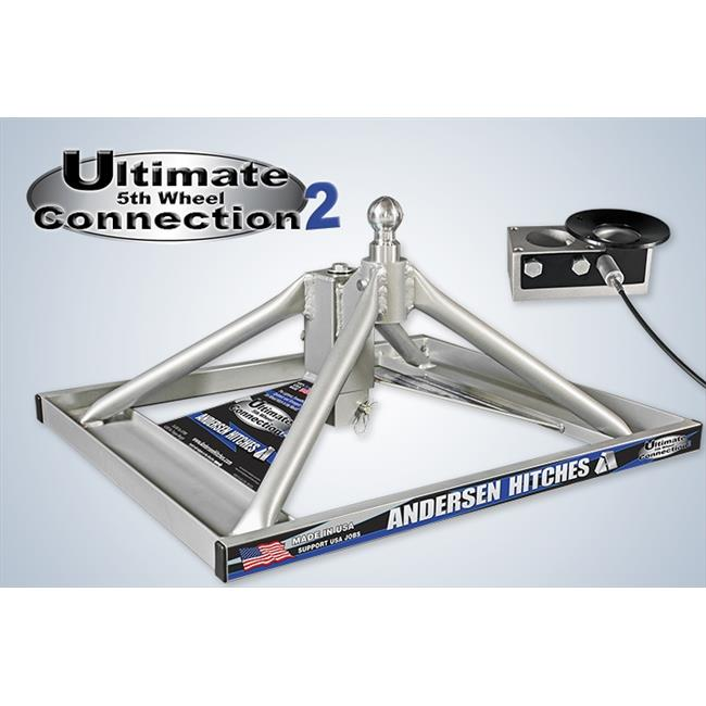 Andersen Hitches 3220 Aluminum Ultimate 5th Wheel Connect...