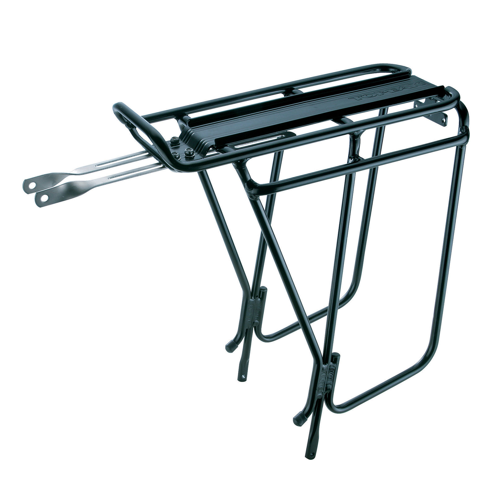 Topeak Super Tourist DX Tubular Rear Rack (w/o Spring) For 26, 27.5 (650B), 700c
