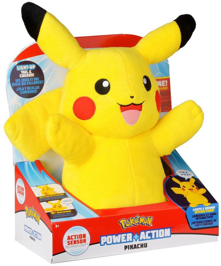 Pokemon Power Action Pikachu Walmart Com