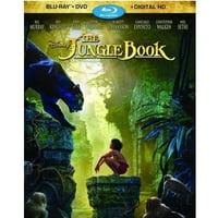 The Jungle Book (Blu-ray + DVD + Digital HD) Deals