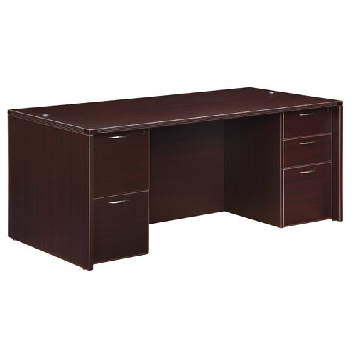 Flexsteel Contract Fairplex 5 Drawers Executive Desk
