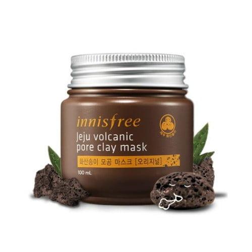 (6 Pack) INNISFREE Jeju Volcanic Pore Clay Mask
