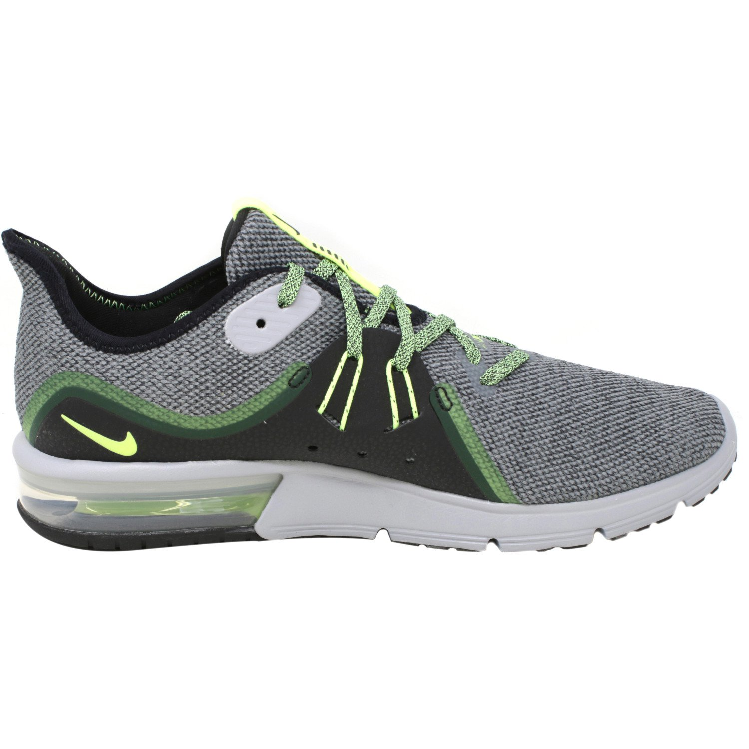Nike Air Max Sequent 3 Grey/Green