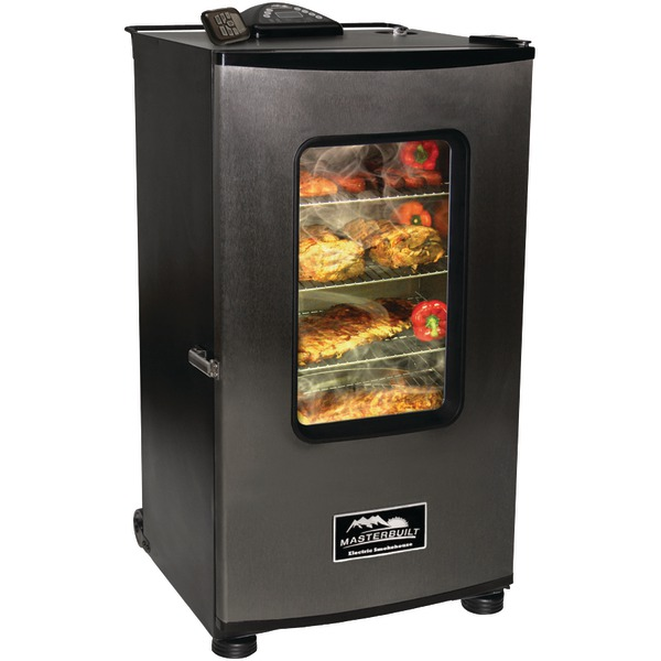 "Masterbuilt 30"" Electric Smoker with Remote"