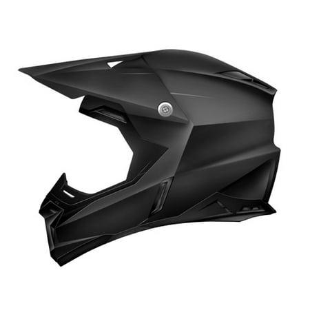 Zoan 521 005 Synchrony Mx Helmet  Matte Black   M