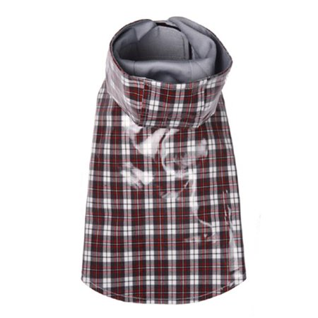 Pooch Outfitters PJRC-XL Jake Raincoat, Brown - Extra Large - image 1 of 1