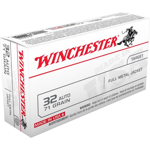Winchester 71-Grain Bullets, 50ct
