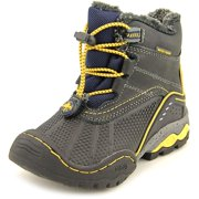 Jambu KD Baltoro 2 Youth  Round Toe Leather Black Snow Boot