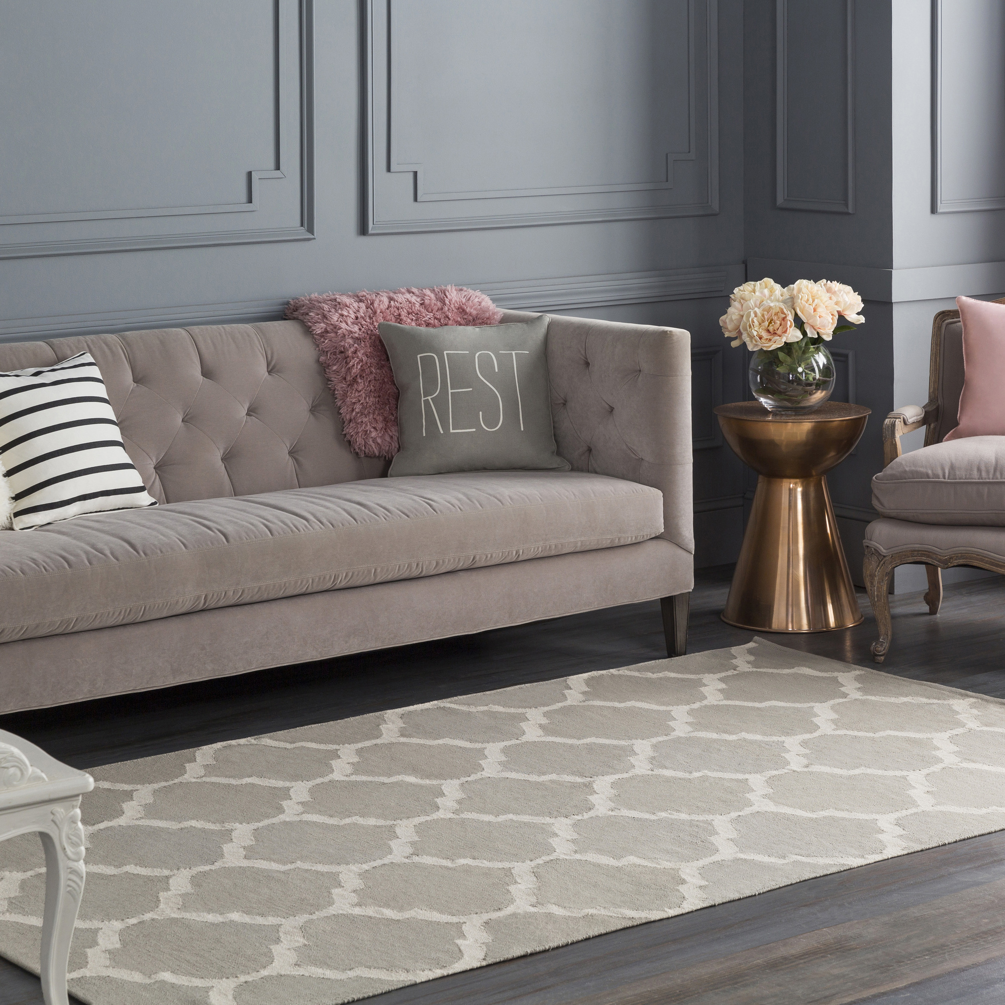 Artistic Weavers Vogue Everly 3' x 5' Rectangular Area Rug