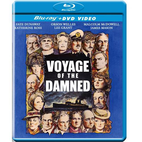 Voyage Of The Damned (Blu-ray   DVD)
