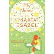 My Name Is Maria Isabel (Reprint) (Paperback)