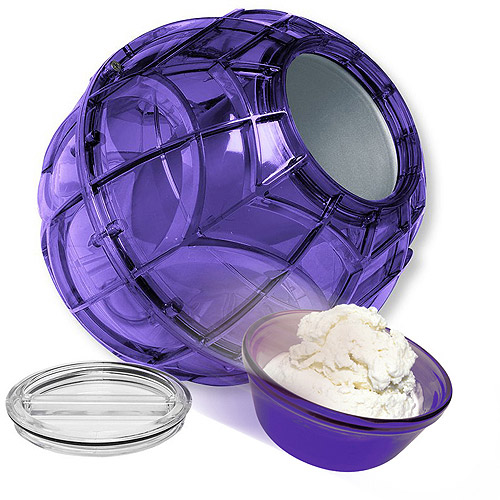 Play & Freeze 1-Quart Ice Cream Maker Ball, Purple