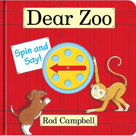 Sears Electronics (Dear Zoo Spin and Say (Board book))