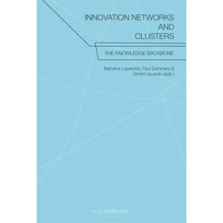 Innovation Networks And Clusters  The Knowledge Backbone