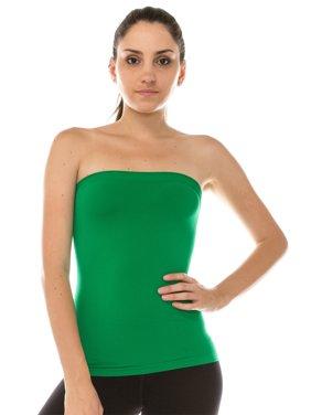 e4a7e0f19a6 Product Image Kurve Medium Length Bandeau Bra Top - UV Protective Fabric  UPF 50+ (Made with