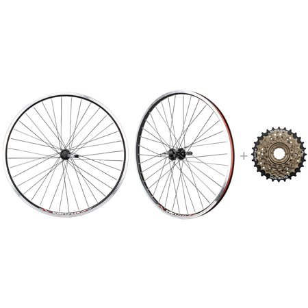 VENZO Bicycle MTB Wheelset 26