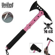 United Cutlery M48 Steel Mistress Tactical Tomahawk With Sheath