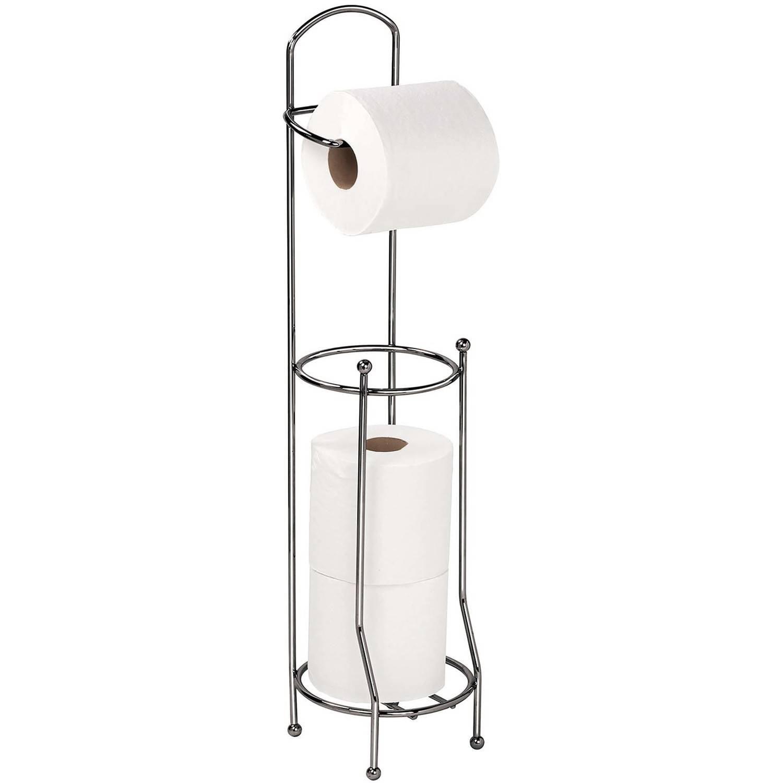 Bath Bliss Toilet-Tissue Holder Dispenser, Onyx by Kennedy International, INC.