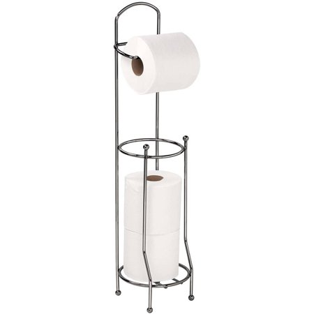 Bath Bliss Toilet-Tissue Holder/Dispenser, - Choose Tissue Holder Finish