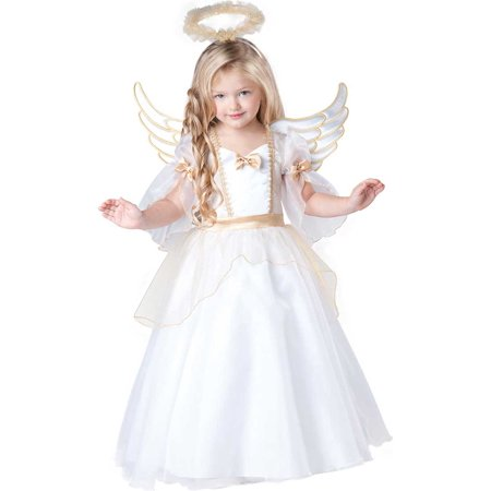Toddler Girl Angel Costume by Incharacter Costumes LLC 60006