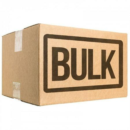 Rawhide Brand Eco Friendly Beef Hide Safety-Knot Bones - Natural 8 Inch BULK - 6 Bones - (3 x 2