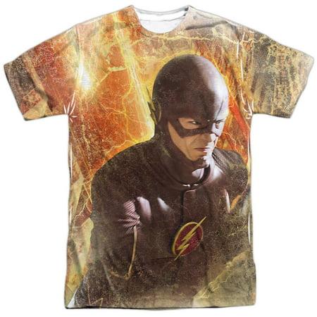 The Flash Flash Town Mens Sublimation Shirt