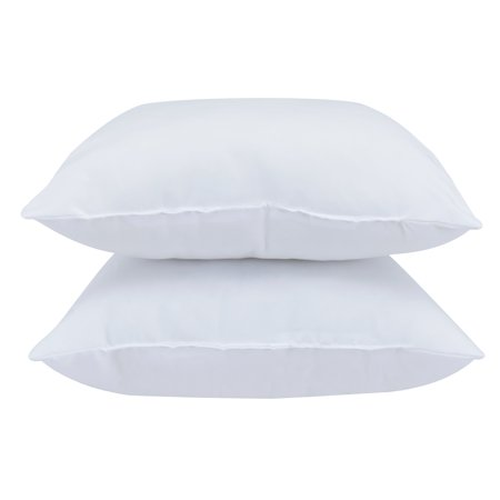 40 Pack 40 X 40 Mainstays Decorative Pillow Insert 40% Polyester Amazing 16x16 Pillow Insert Walmart