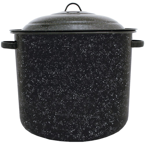 Granite Ware 21-Quart Stock Pot with Lid