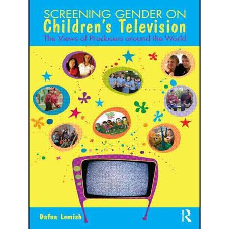 analysis of gender in childrens television Gender roles and children's television 113 opposite-gender characters to answer this question, we conducted a correlational analysis, linking the gender-role messages in the children's favorite.
