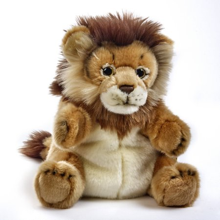 Lelly National Geographic Hand Puppet, Lion