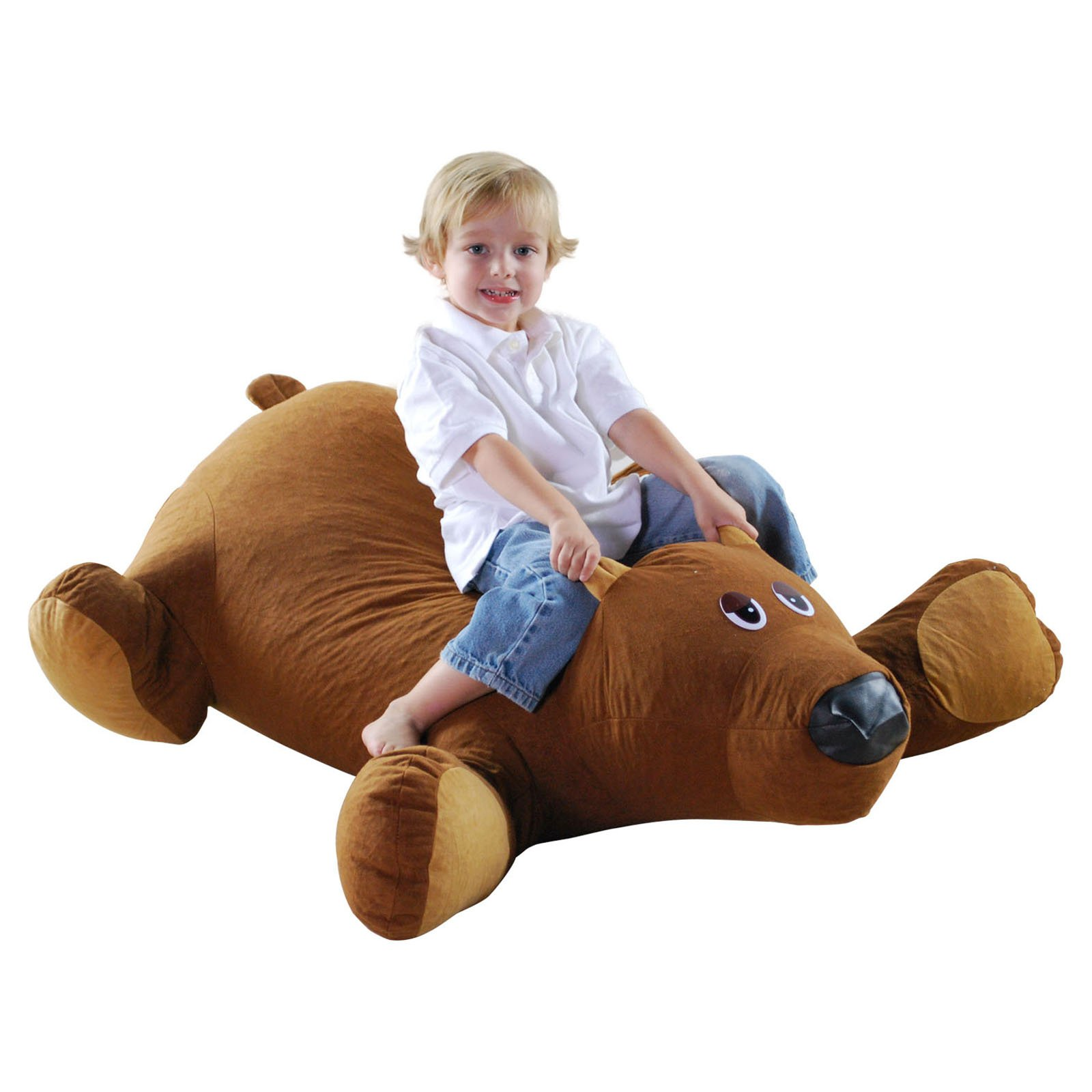 Fun Factory Baby Bear Rug Pals Bean Bag