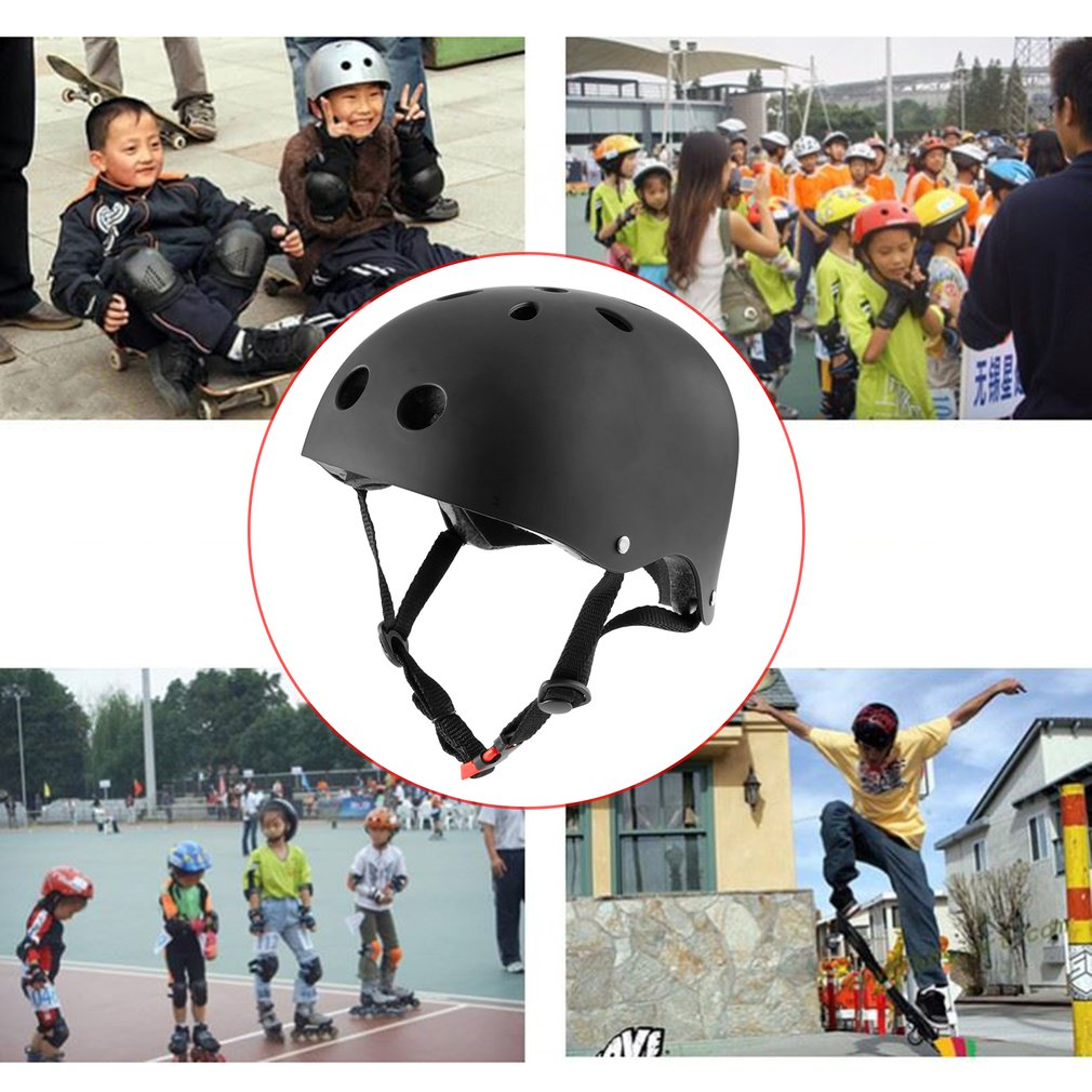 Adults Children Good Bicycle Cycling Scooter Skateboard Protect Helmets Helmet by